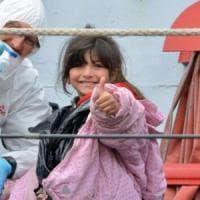 Migranti, sono sempre di più i bambini e gli adolescenti che viaggiano