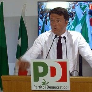 """Legge elettorale ed elezioni: Renzi alla direzione Pd. """"Sì al sistema tedesco, sorta di pacificazione istituzionale"""""""