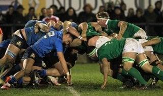 """Rugby, Mondiali U20: storica Italia, Irlanda ko. Coach Troncon: """"Non ci credo"""""""