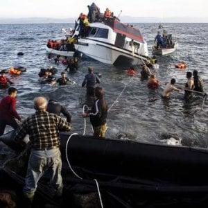 Migrazioni, dall'inizio dell'anno risultano annegate 1.720 persone nel Mediterraneo centrale