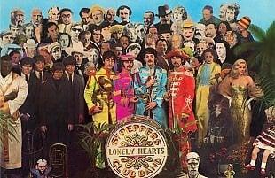 I 50 anni di Sgt. Pepper's, chi sono i volti in copertina