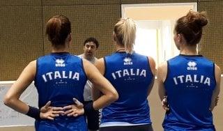 Volley, qualificazioni mondiali donne: buona la prima per l'Italia di Mazzanti