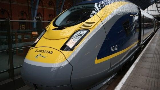 Londra-Amsterdam, via al diretto: in meno di 4 ore il nuovo Eurostar sfida l'aereo