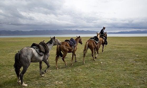 """Estremo e """"facile"""". Kirghizistan, ultima frontiera (ancora per poco)"""