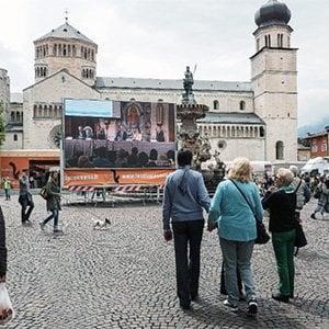 Festival dell'Economia di Trento, la diretta video