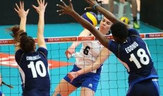 Volley donne, qualificazioni Mondiali; prosegue la marcia azzurra: 3-0 alla Bielorussia