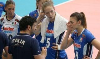 Volley, qualificazioni mondiali donne: altra passeggiata per l'Italia, battuta la Lettonia