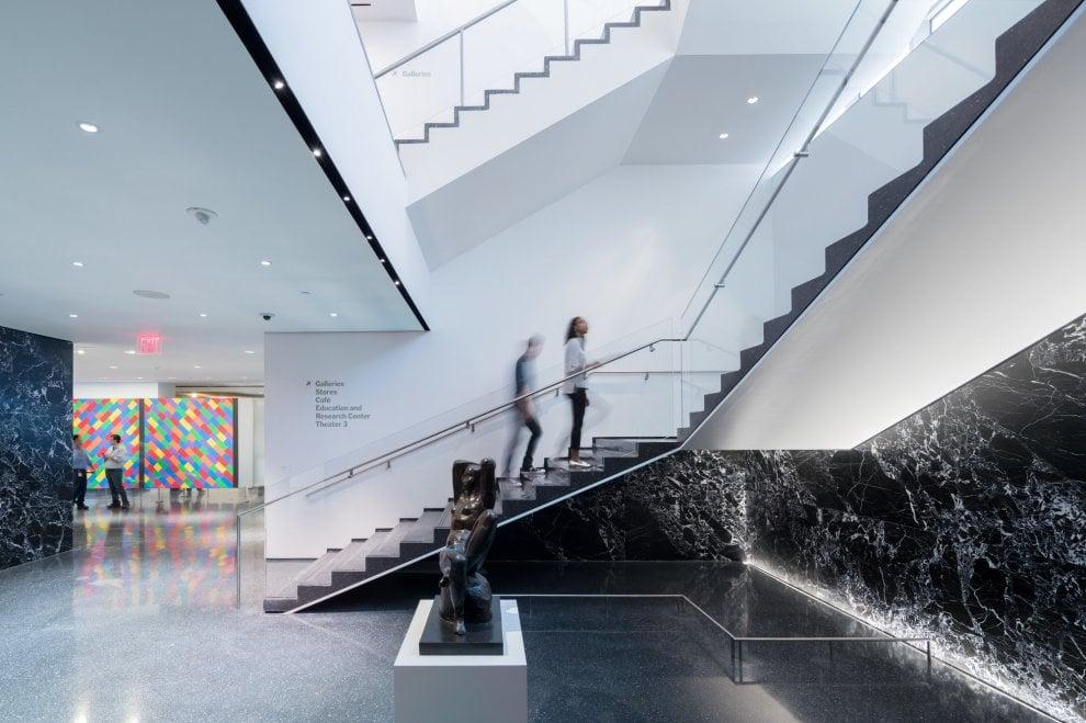 Il Moma di New York si espande: aperta la nuova area, lavori termineranno nel 2019
