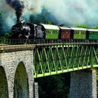 Slovenia, la magia della ferrovia storica di Bled