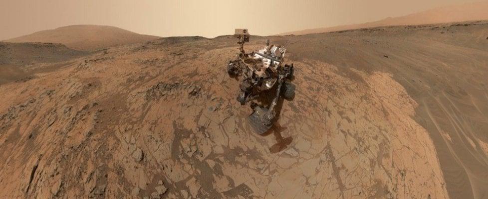 Così cambiò il clima su Marte: era abitabile fra 3,8  e 3,1 miliardi di anni fa