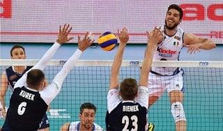 Volley, World League: l'Italia cade a Pesaro, la Polonia vince 3-1