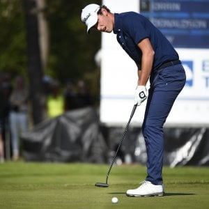 Golf, Paratore secondo al Nordea Masters