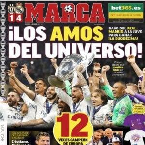 """Champions, la stampa estera celebra il Real: """"Madrid irreale"""""""