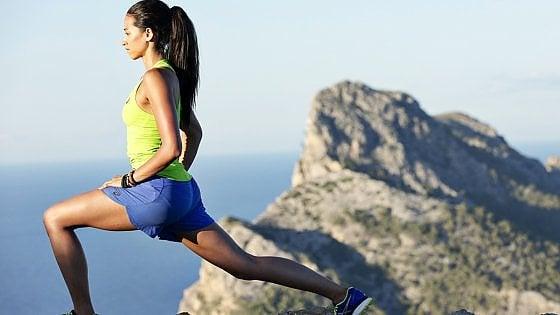 Recupero, stretching e potenziamento: come ci si allena senza la corsa