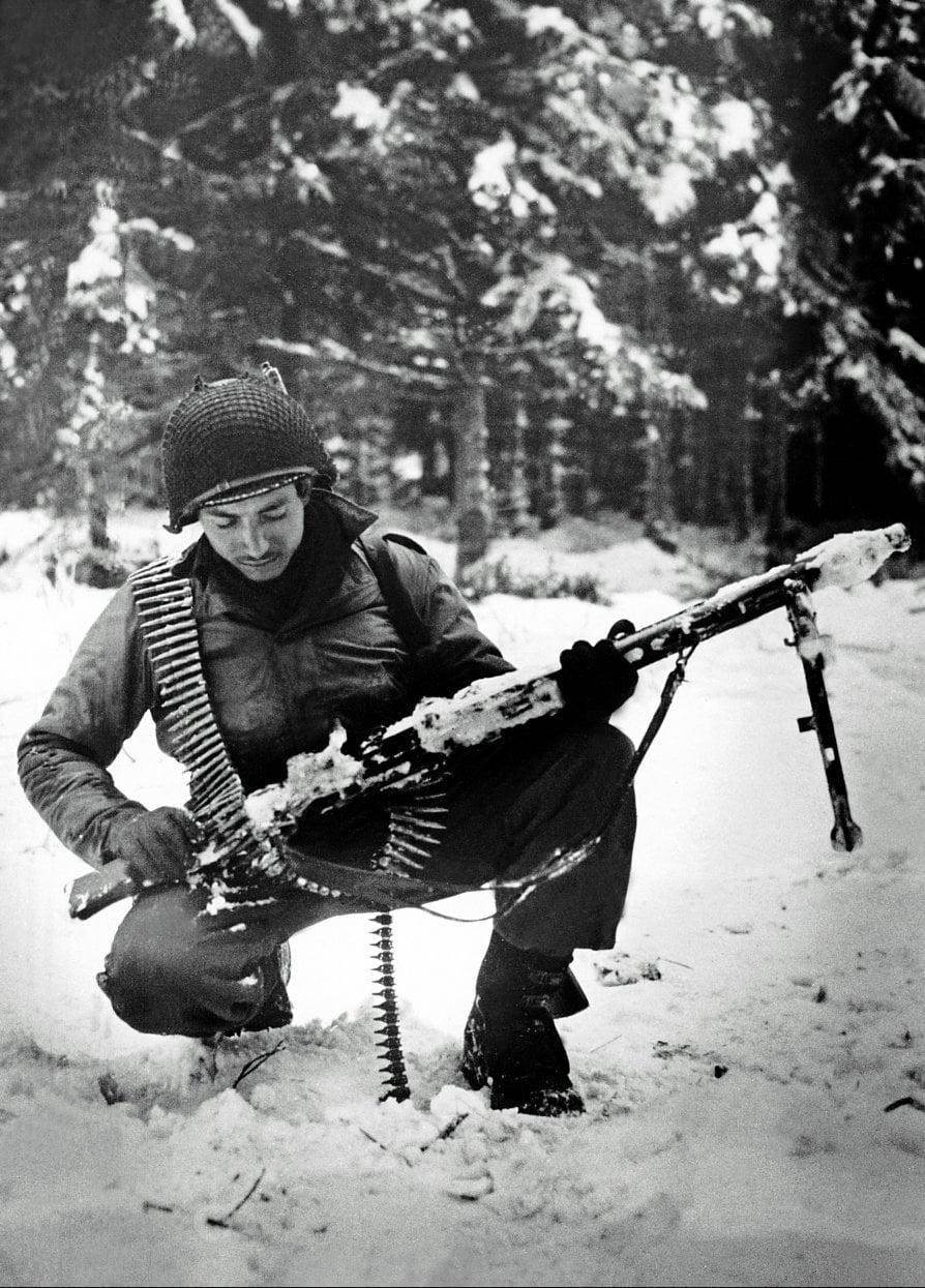 Tony Vaccaro, il fotografo che immortalò il D-Day