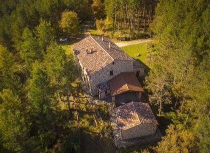 Hosteria Villalba: nei boschi umbri, tra gnomi e atmosfere rilassate