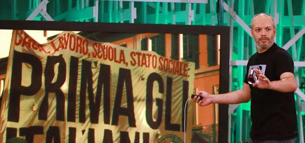 Diego Bianchi, in arte 'Zoro', passa a La7