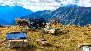 Parco a tema a 2.500 m.Le Dolomiti si raccontano