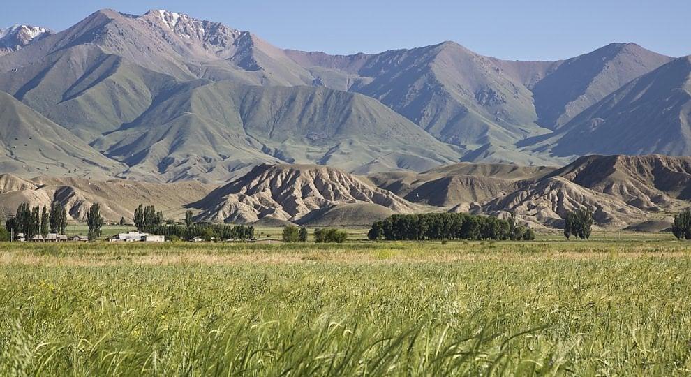 Kirghizistan, l'estremo facile