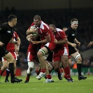 Mondiale U-20: Il senso della Georgia per il rugby