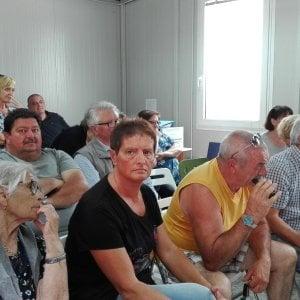 Terremoto, arrivano 26 casette a Pescara del Tronto, tensioni e grida per l'assegnazione