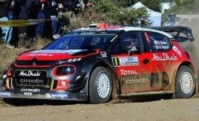 Citroën Racing, una delle regine del mondiale rally