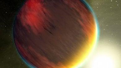 Scoperto un pianeta infernale,  è più rovente di molte stelle /   Foto
