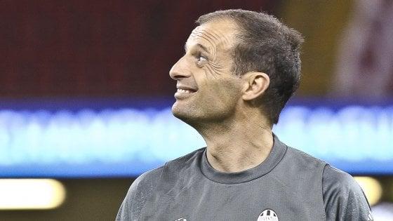 Juventus, Allegri rinnova: in bianconero fino al 2020