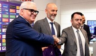 Fiorentina, Pioli: ''Ho sempre desiderato essere qui, torneremo a divertire''