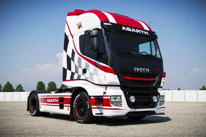Sorpresa, anche il camion diventa Abarth - Repubblica.it