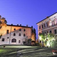 Che matrimonio tra Brianza e Sicilia nel Castello di Casiglio, a pochi chilometri da Como