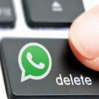 WhatsApp, cinque minuti per ripensare a quel messaggio e cancellarlo
