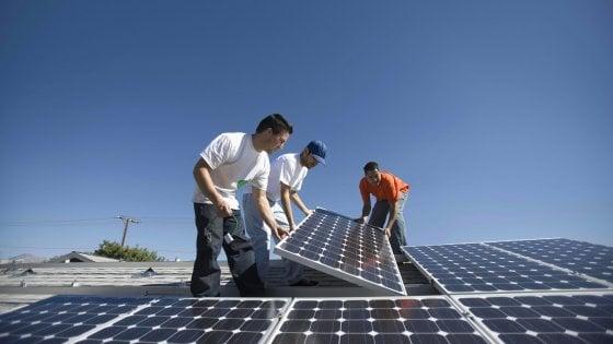 Comuni rinnovabili 2017: in 10 anni costruito un milione di impianti di energia pulita