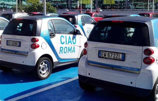 Car2go Sbarca All Aeroporto Di Fiumicino Repubblica It