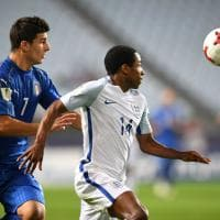 Mondiale Under 20, Italia-Inghilterra, il film della partita