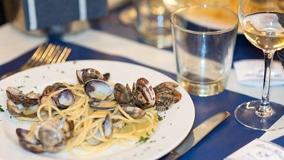 Crudi cotti e carbonara di mare a roma in tavola i pesci - Pesci comuni in tavola ...