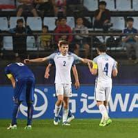 Mondiale Under 20, Italia-Inghilterra 1-3: sfuma in semifinale il sogno azzurro
