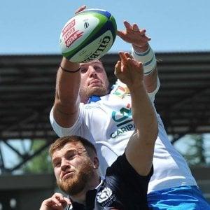 Rugby, storica impresa dell'Italia Under 20: è tra le prime 8 al Mondiale in Georgia