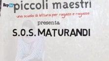 SoS Maturandi  Così sette scrittori raccontano i grandi autori italiani       · Petrignani:  Ginzburg    · Stancanelli:  Calvino     · Di Paolo:  Morante    · Vins Gallico:  Sciascia    · Gancitano:  Deledda    · Terranova:  Bassani    · Colamedici:  Montale