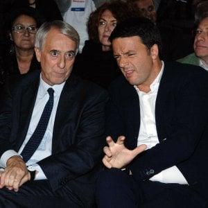 """L'addio di Renzi al voto anticipato. """"Urne nel 2018 con la legge che c'è e al Senato alleanza con Pisapia"""""""