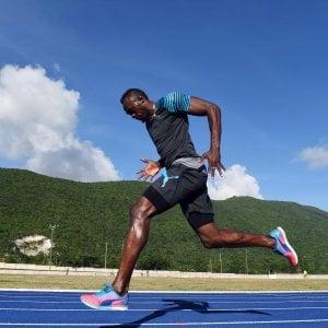 """Atletica, l'ultima Bolt in Giamaica: """"Sarà una gran festa, vincerò"""""""