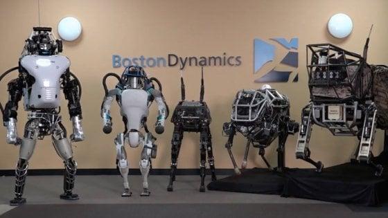 Google cede i robot alla giapponese Softbank