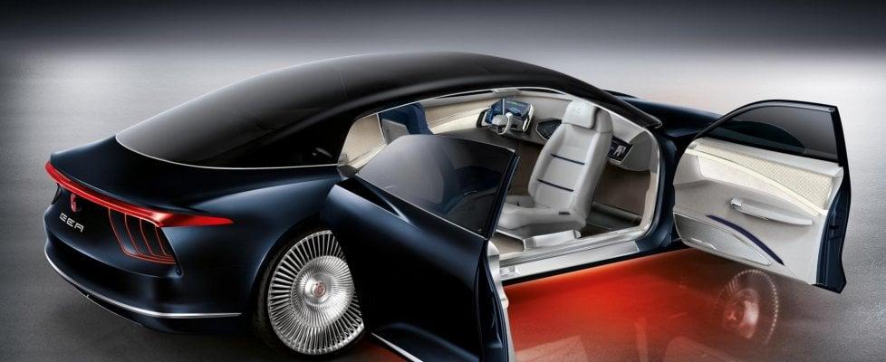 La sfida dei designer per l'auto elettrica