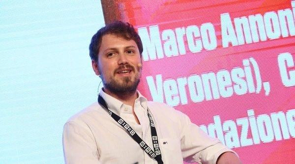 Marco Annoni, ricercatore della Fondazione Umberto Veronesi e Cnr