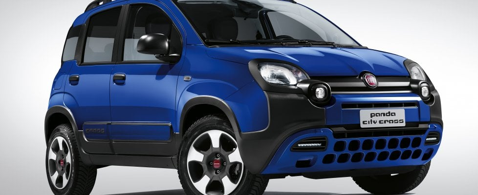 fiat panda city cross 4x2 profumo di suv. Black Bedroom Furniture Sets. Home Design Ideas