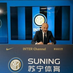 Inter, ufficiale: Spalletti è il nuovo allenatore