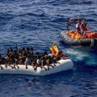 Migranti, le priorità: salvare vite umane e contrastare i trafficanti