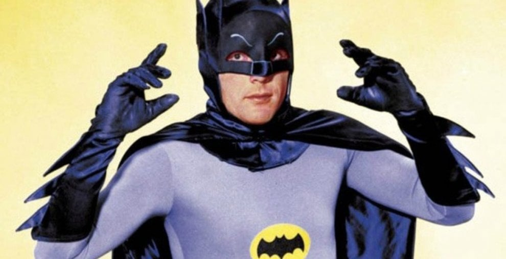 Morto Adam West, il primo Batman della tv