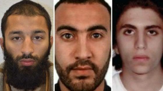 Londra, diffuse le foto delle false cinture esplosive dei terroristi del London Bridge