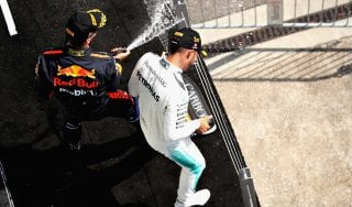"""Gp Canada, Hamilton: """"Sono al settimo cielo"""". Vettel: """"Giornata un po' così..."""""""